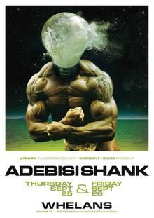 Adebisi Shank Tour