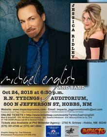 Michael English Tickets, Schedule & Tour dates 2019 - 2020
