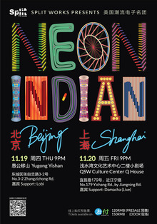 Expand Neon Indian Live