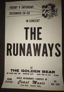 Golden Bear Tour