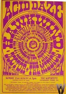 acid daze london aug
