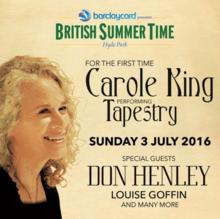 Expand Carole King Live