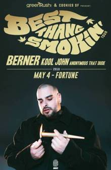 Berner Tickets, Tour Dates 2017 & Concerts – Songkick