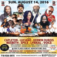Capleton Tour Dates, Concerts & Tickets – Songkick