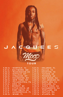 Jacquees Tickets, Tour Dates & Concerts 2022 & 2021 - Songkick