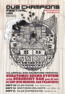 Subatomic Sound System Tour Dates, Concerts & Tickets – Songkick