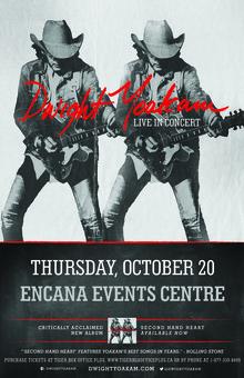 Dwight yoakam tour dates in Australia
