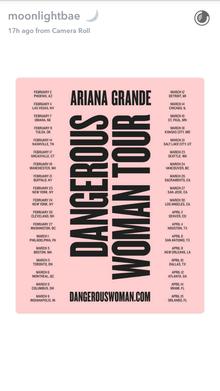 Keys Made Near Me >> Ariana Grande Tour Announcements 2019 & 2020 ...