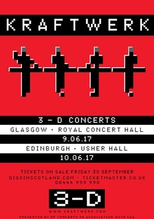 Kraftwerk  Tour Dates