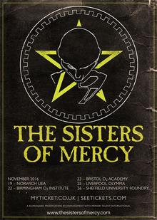 sisters mercy