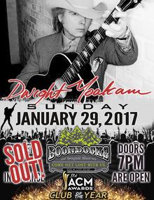 Dwight yoakam tour dates