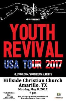 Hillsong Young And Free Tour Dates