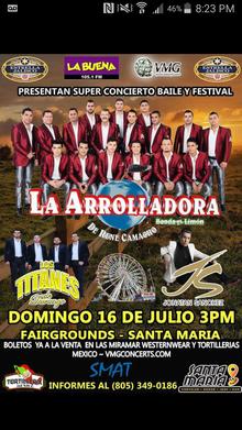 La Arrolladora Banda el Limón Tickets, Tour Dates 2019