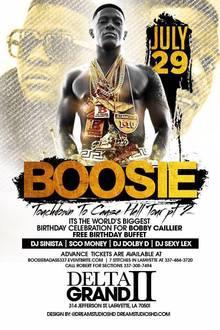 Boosie And Webbie Tour