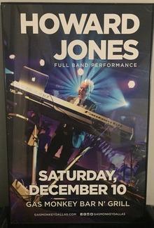Howard Jones Tickets Tour Dates 2019 Amp Concerts Songkick