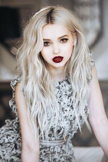 Maia Mitchell Natural Hair