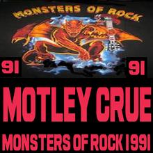 monsters rock castle donington