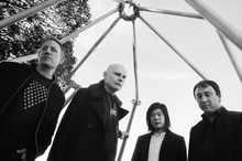 Pumpkins asian rock band