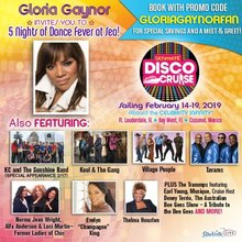 Gloria Gaynor Tickets, Tour Dates 2019 & Concerts – Songkick