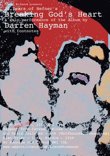 Darren Hayman Tour