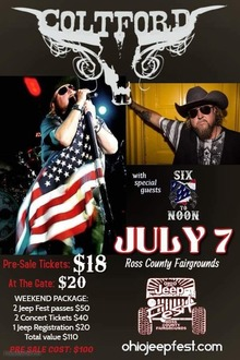 Colt Ford Tickets, Tour Dates 2019 & Concerts – Songkick