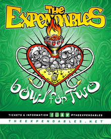 the expendables gettin filthy