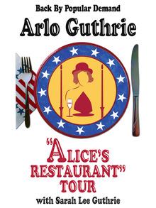 Arlo Guthrie Alice S Kitchen