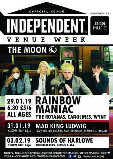 The Moon Cardiff Tickets For Concerts Amp Music Events 2019