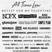 All Time Low Tickets, Tour Dates 2019 & Concerts – Songkick