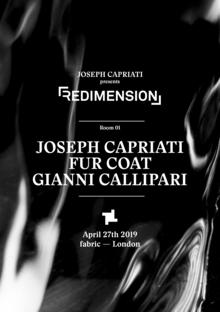 Joseph Capriati Tickets Tour Dates Concerts 2022 2021 Songkick