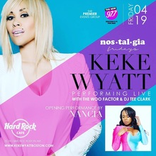 KeKe Wyatt Tickets, Tour Dates 2019 & Concerts – Songkick