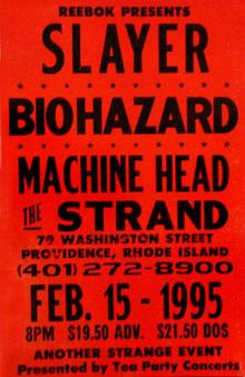 machine head tour 2017 deutschland