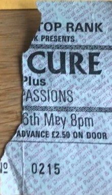 The Cure Tickets, Tour Dates 2019 & Concerts – Songkick