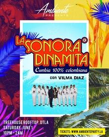 La Sonora Dinamita Near You Buy Concert Tickets All
