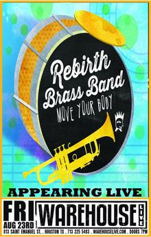 Rebirth Brass Band Tickets, Tour Dates 2019 & Concerts