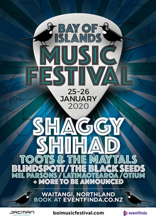 Great South Bay Music Festival 2020.Bay Of Islands Music Festival 2020 Waitangi Line Up Tickets
