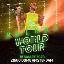 Maluma Tour 2020.Maluma Amsterdam Tickets Ziggo Dome 18 Mar 2020 Songkick