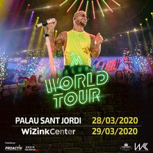 Maluma Tour 2020.Maluma Barcelona Tickets Palau Sant Jordi 28 Mar 2020