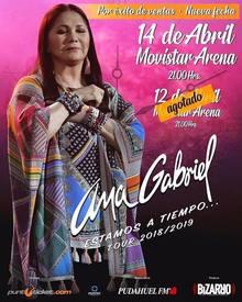 Ana Gabriel Tickets Tour Dates Concerts 2021 2020 Songkick