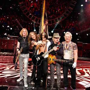Aerosmith tour dates in Perth
