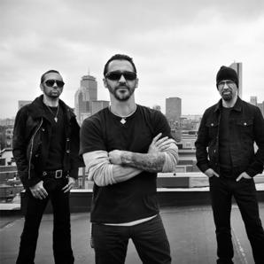 Godsmack tour dates in Sydney