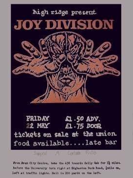 02 May 1980, High Hall, Birmingham - ACR Gigography