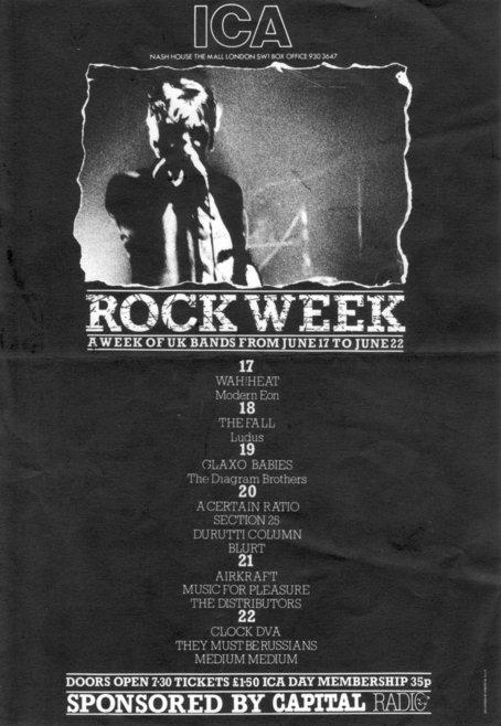 20 Jun 1980, ICA, London - ACR Gigography