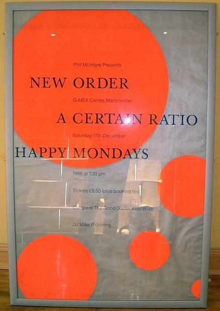 17 Dec 1988, G-MEX Centre, Manchester - ACR Gigography