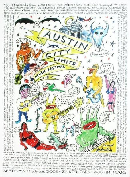 austin city limits festival austin sep