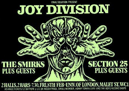 08 Feb 1980, University of London Union, London - ACR Gigography