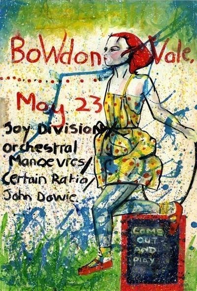 23 May 1979, Bowdon Vale Youth Club, Altrincham