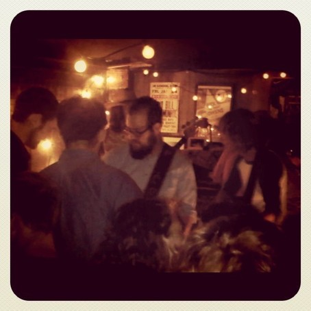 dwayne gretzky toronto horseshoe tavern feb