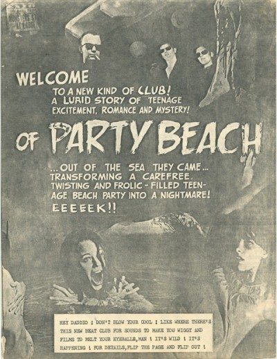 23 Apr 1980, Beach Club, Manchester - ACR Gigography