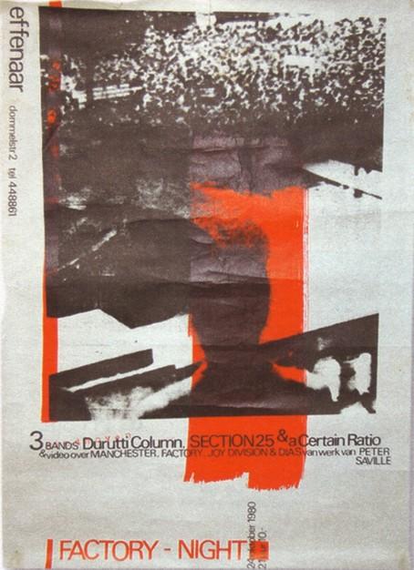 24 Oct 1980, Effenaar, Eindhoven, Netherlands - ACR Gigography